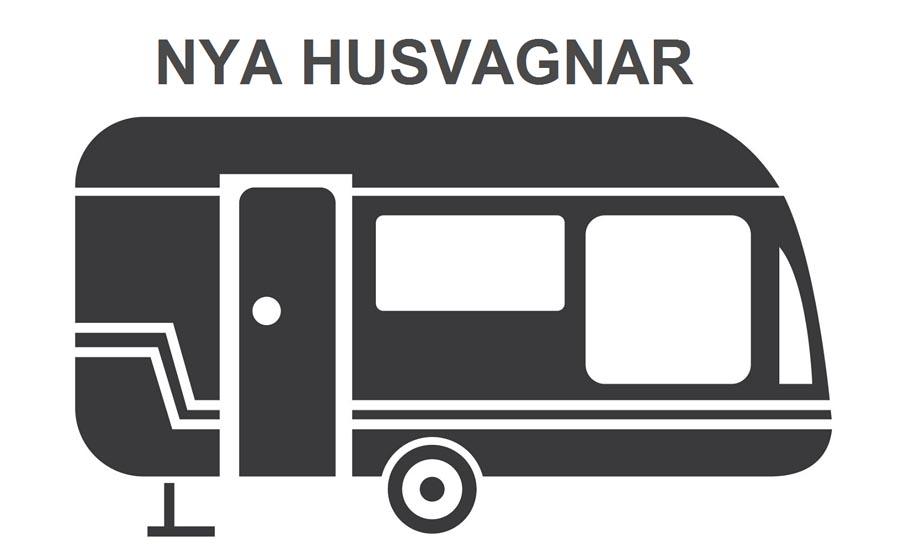 NYA HUSVAGNAR