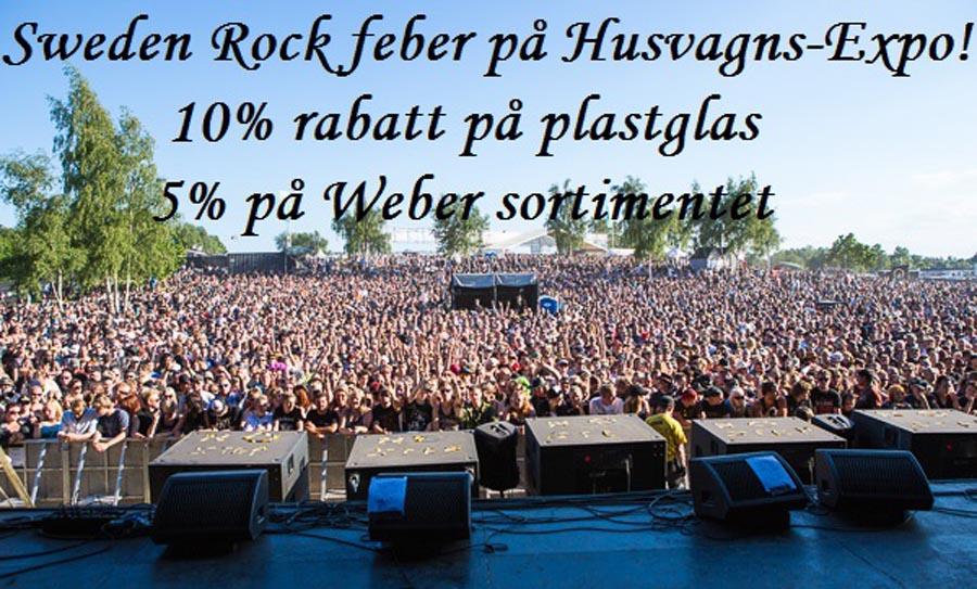Sweden Rock Festival feber!