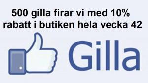 Facebook+Gilla