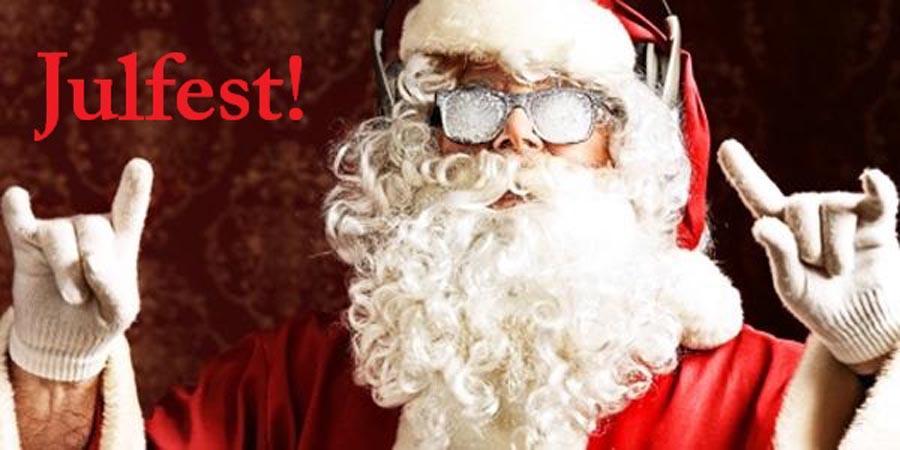 Stänger tidigare 11 december pga Julfest